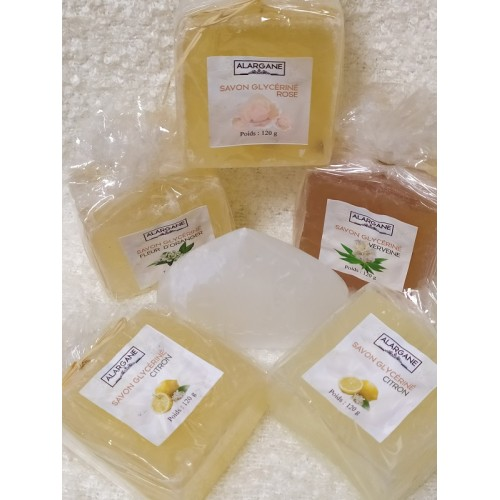 Glycerin Soap with Verbena 120g