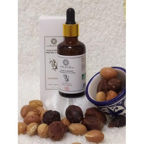 Nourishing Argan Oil